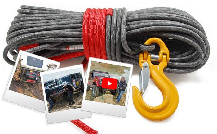 Win an Armortek Extreme Winch Rope!