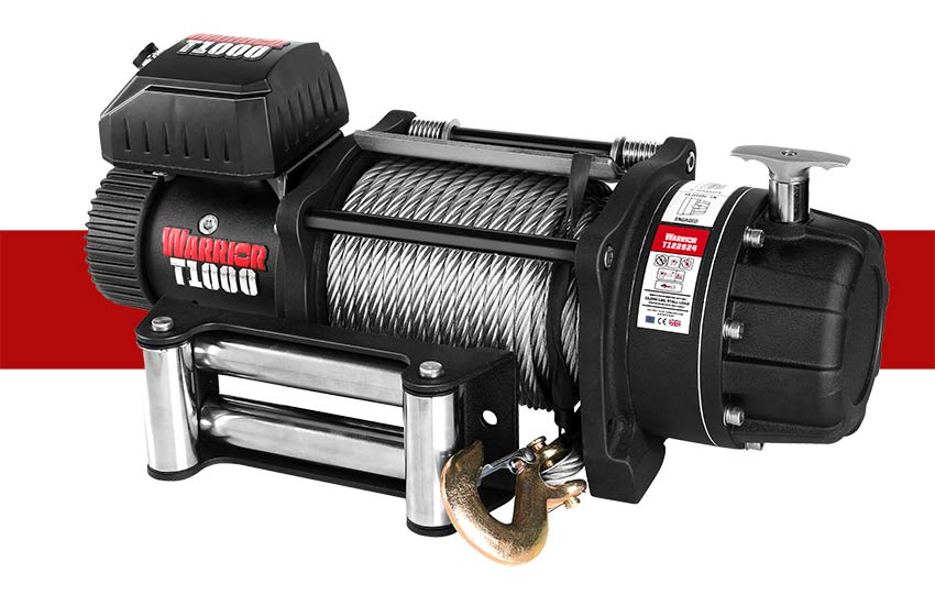 The T1000 Winch