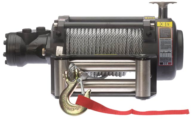 NH 10000 Hydraulic Winch