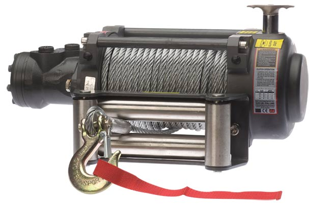 NH 15000 Hydraulic Winch