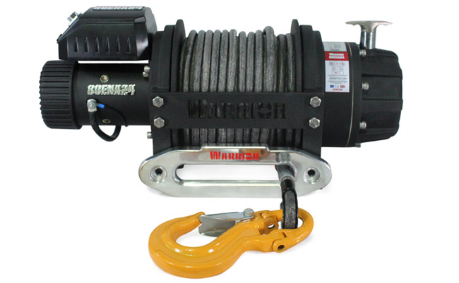 EN 8000 Electric Winch - Armortek Extreme Rope