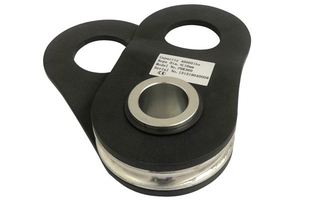 Pulley Block - 18T Swing Away