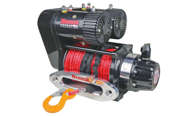 Predator 10000 Dual Performance Winch