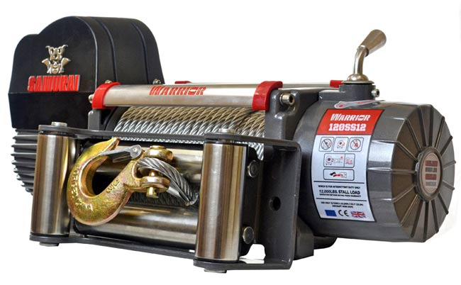 Samurai 12000 Electric Winch