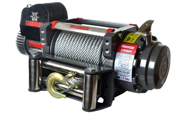 Samurai 17500 Electric Winch