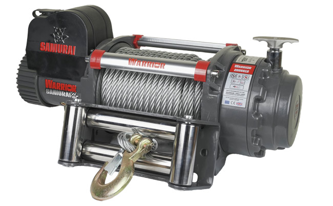 Samurai 20000 Electric Winch