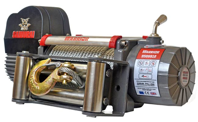 Samurai 9500 Electric Winch