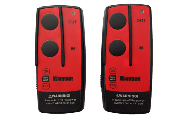 Wireless Remote - Dual Voltage